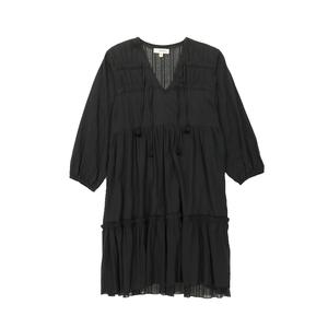 Medium lemlem essential dress black