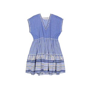Medium izara dress blue