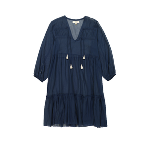 Medium essential dress navy