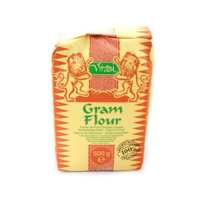 Medium spices of india gram flour