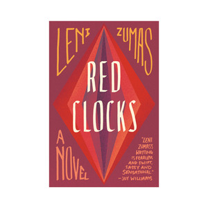 Medium leni zumas red clocks