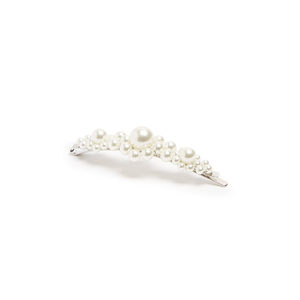 Medium simone rocha faux pearl embellished hair