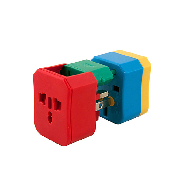 Large the conran shop   flight 001 4 in 1 adapter