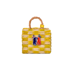 Medium wallpaper  tom tom  mini bag  yellow