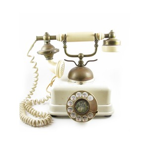 Medium etsy vintage telephone french style rotary dial