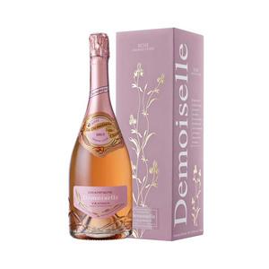 Medium vranken demoiselle rose champagne