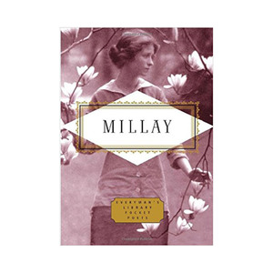 Medium millay everymans library pocket poets