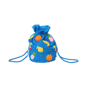 Medium ganni edison purse