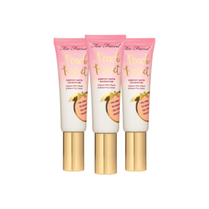 Medium too faced peach perfect foundation