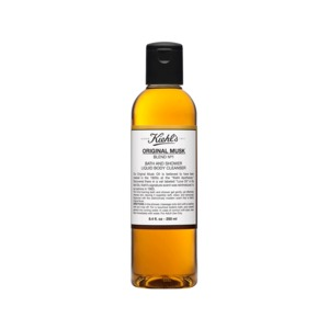 Medium kiehls musk shower gel
