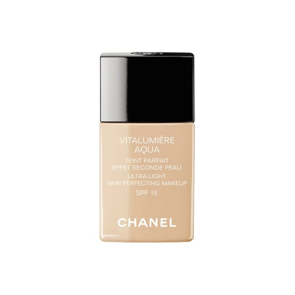 Large chanel vitalumiere aqua ultra light skin perfecting makeup spf 15 30 beige 30ml.3145891708806