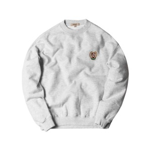 Medium yeezy season 5 crewneck heather grey
