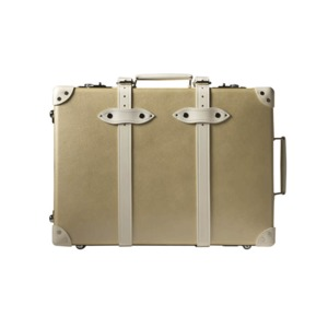 Medium globe trotter champagne 20 trolley case