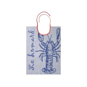 Medium coucke lobster bib
