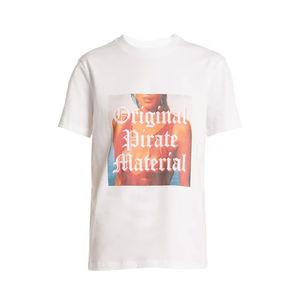 Medium house of holland original pirate material cotton t shirt