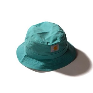 Medium teal watch bucket hat