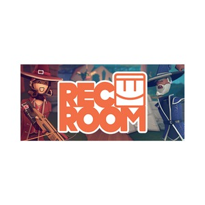 Medium rec room logo