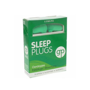 Medium sleep plugs get plugged