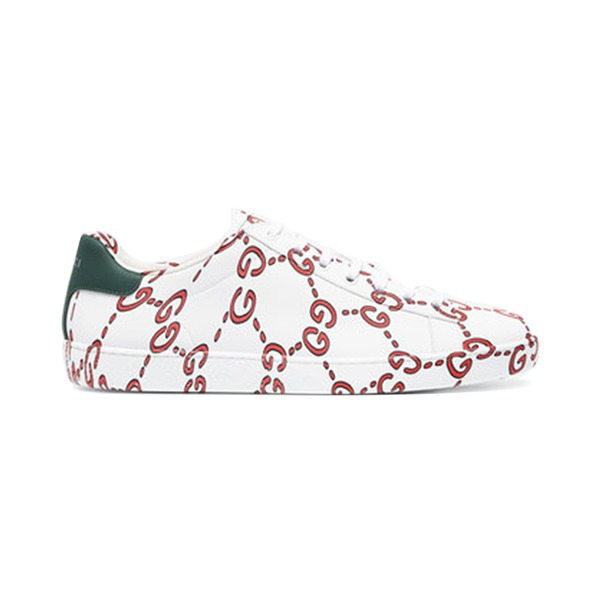 Gucci GG Logo Ace sneakers uTtG05BW