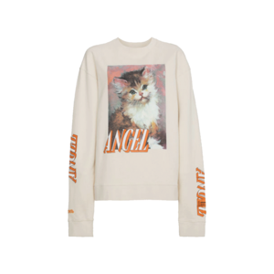 Medium heron preston sweatshirt with kitten print