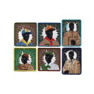 Medium kerry james marshall set or 6
