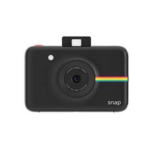 Medium snap instant camera with 20 prints   black