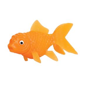 Medium large rubber fishbristol novelty
