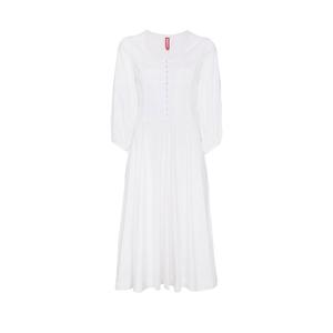 Medium staud eden midi dress