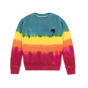 Medium tes painted high end sweater copy