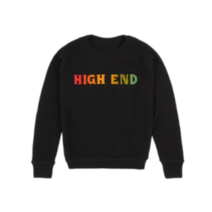 Medium tes painted high end sweater