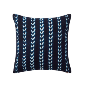 Medium the citizenry bakoy indigo pillow