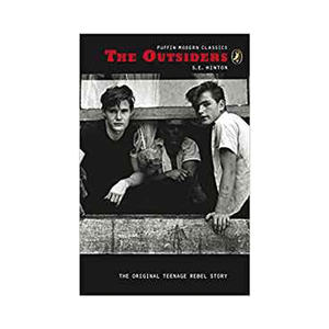Medium s.e. hinton the outsiders
