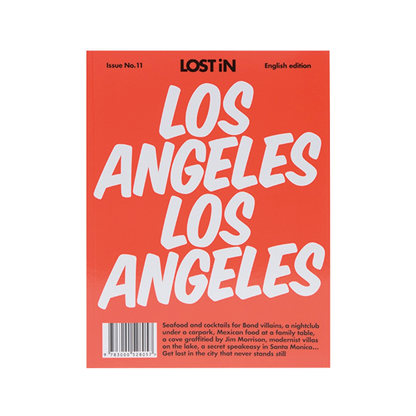 Large lost in los angeles
