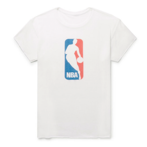 Medium tes   nba printed cashmere and silk blend t shirt