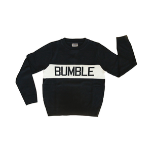 Medium bumble sweater  black