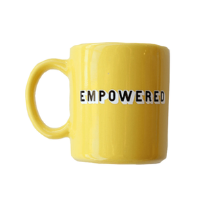 Medium empowered mug