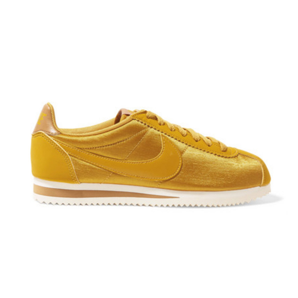 Nike - Classic Cortez faux nubuck and