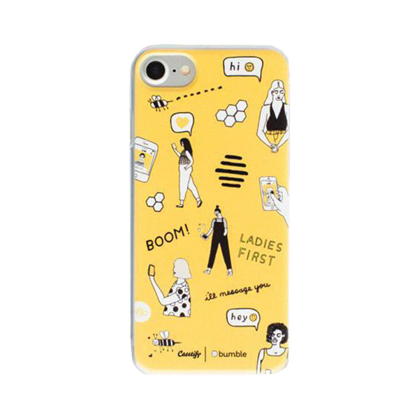 Large message you iphone case