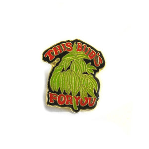 Medium mistergreen  0000 budsforyou pin