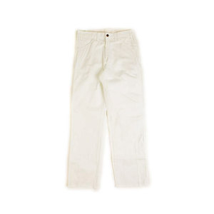 Medium green dickies bootleg cream 1