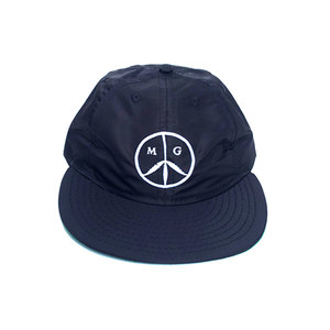 Medium mister green mr green  0009 peace cap black front
