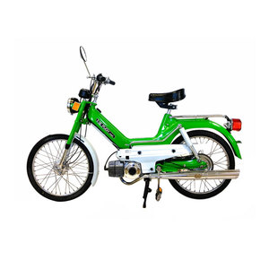 Medium reconditioned  1975 green puch