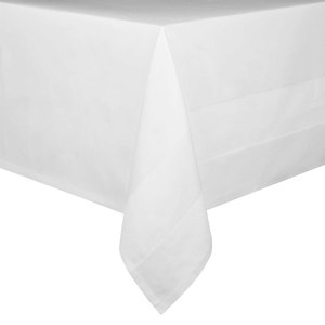 Medium john lewis fine tablecloth  white2