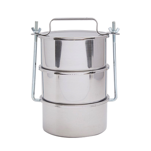 Medium need supply larger picnic container in stainless