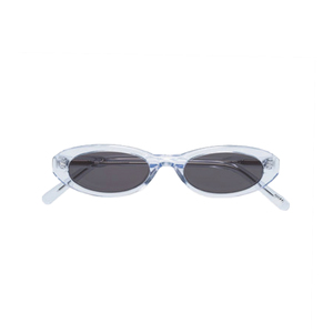 Medium chimiclear oval sunglasses