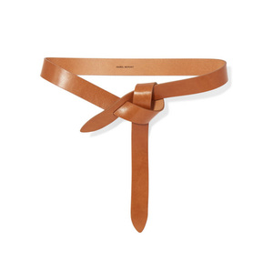 Medium isabel marant lecce leather belt