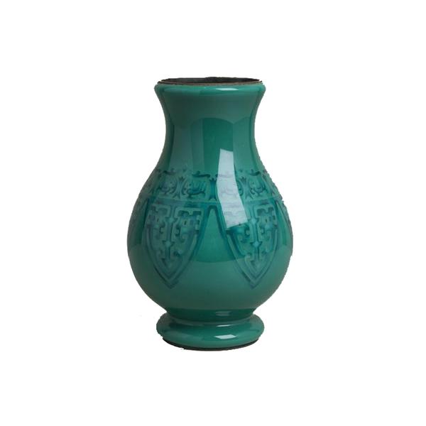 Talisman Large Japanese Cloisonne Enamel Vase By Ando Circa 1910
