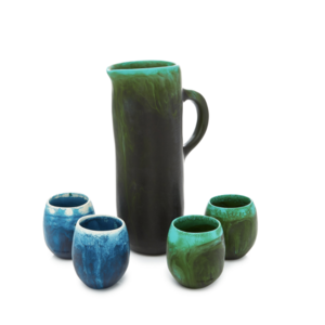 Medium classic rock boulder cups