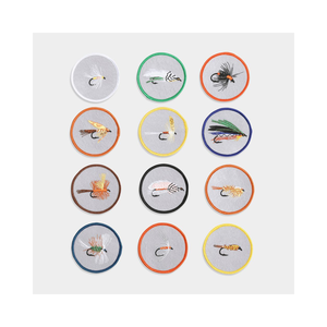 Medium the dette fly fishing badges