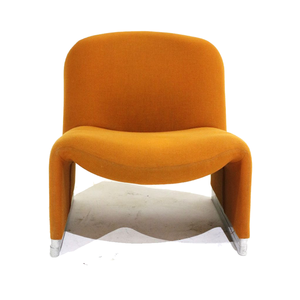 Medium alky lounge chair by giancarlo piretti for castelli  1970s